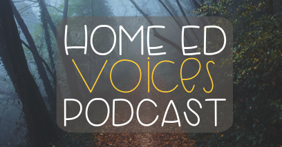 Home Ed Voices Podcast – Season 1 Episode 10 – Leah Boden (Modern Miss Mason)