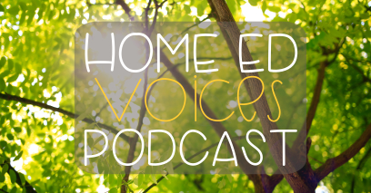 Home Ed Voices Podcast – (Season 2) Episode 12 – Jacqui (@JacquiWakelam)