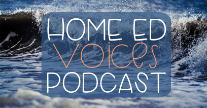 Home Ed Voices Podcast – Season 1 Episode 4 – Jean (@themessymum) (Part 1)