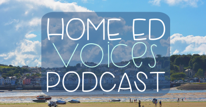 Home Ed Voices Podcast – Season 1 Episode 5 – Jean (@themessymum) (part 2)