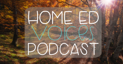 Home Ed Voices Podcast  – Season 1 Episode 8 – Not Back to School Mini ep