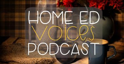 Home Ed Voices Podcast – Season 1 Episode 9 – Tanya (@HappyHandley)