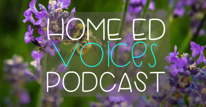 Home Ed Voices Podcast – (Season 2) Episode 13 – Lyndsay (@Rainbows_and_wellies)