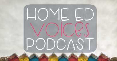 Home Ed Voices Podcast – (Season 2) Episode 20 – Ashleigh (@Wild.Wood.Childhood)
