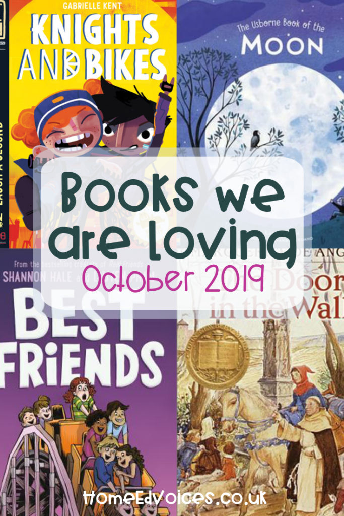 HomeEdVoices.co.uk Books We Are Loving - October 2019