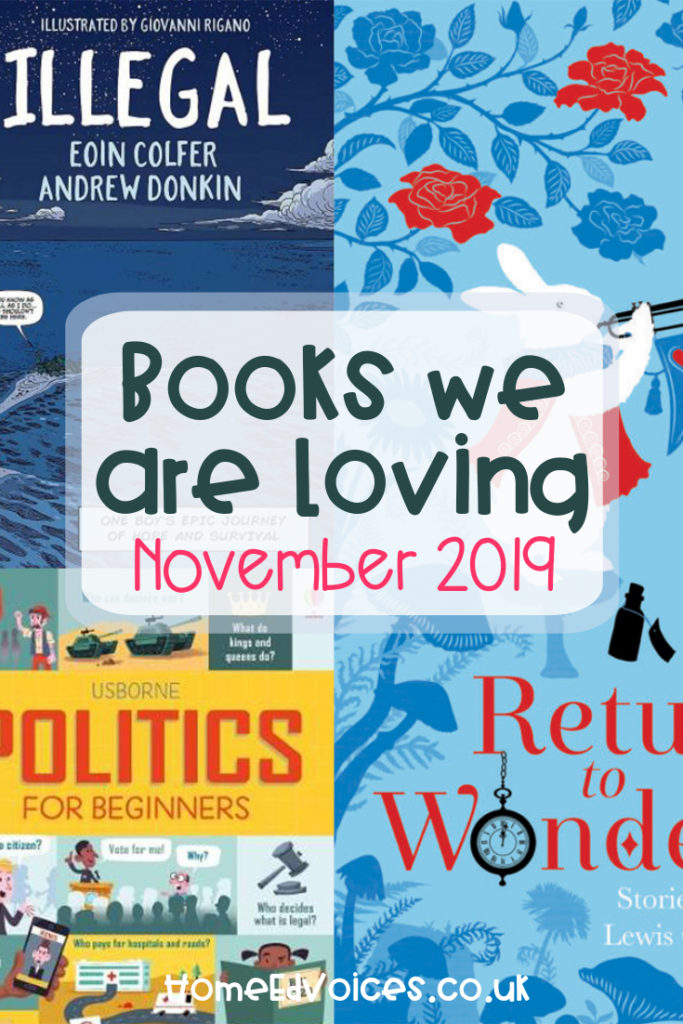 Books We are Loving - November 2019