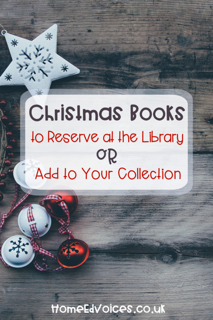 Christmas Books to Reserve at the Library or Add to Your Collection