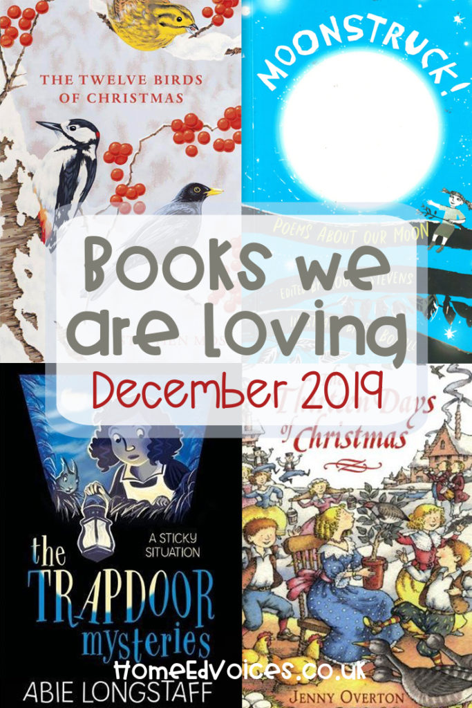 Books We Are Loving - December 2019