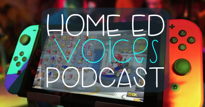 Home Ed Voices Podcast – Season 3 Episode 25 Repeat of Episode 7 – Kate McConaghy