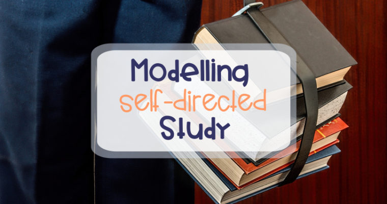 Modelling self-directed study
