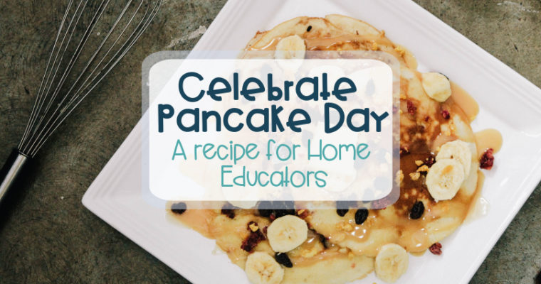 Celebrate Pancake Day 2020