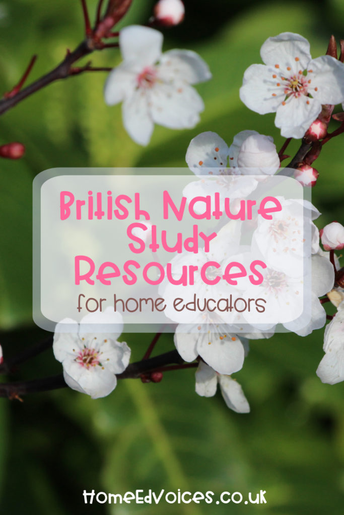 British Nature Study Resources