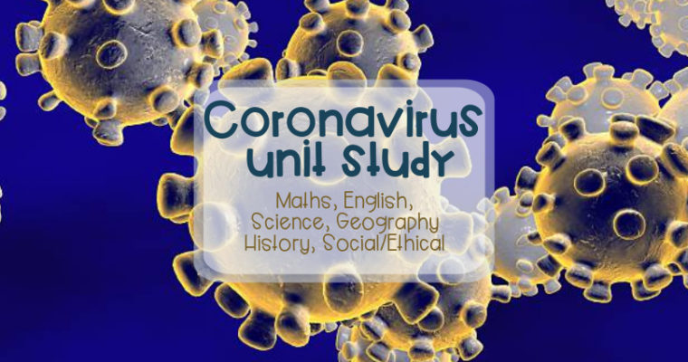 Coronavirus unit study