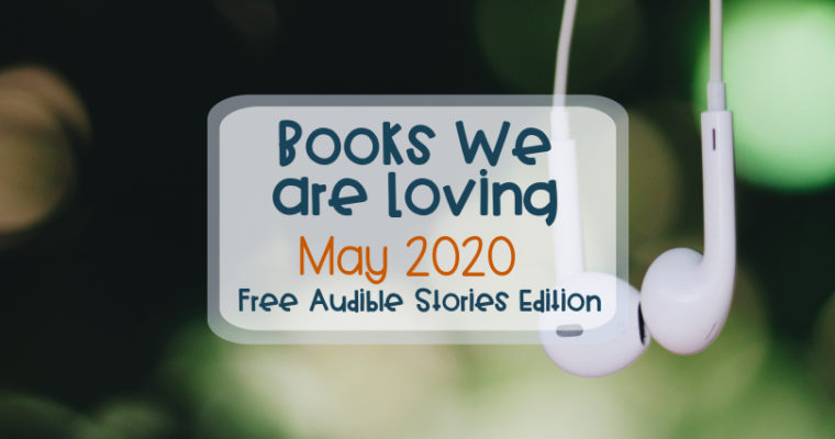 (free) Books of the month from Audible Stories