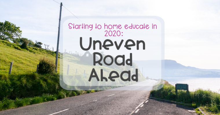 Starting to home educate 2020: Uneven road ahead