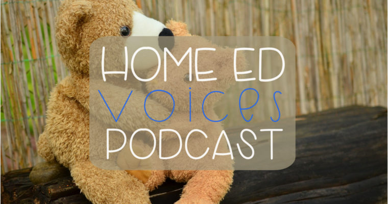 HOMEEDVOICESPODCAST – EP 34 MINI EPISODE: Transitioning Out of Trauma